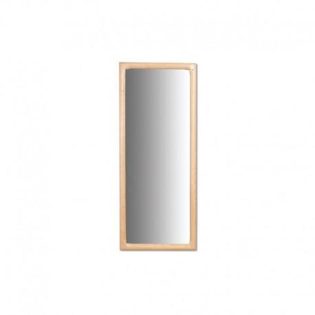 Veľké hranaté zrkadlo z masívu LA113