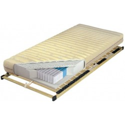 Ortopedicky tvarovaný matrac