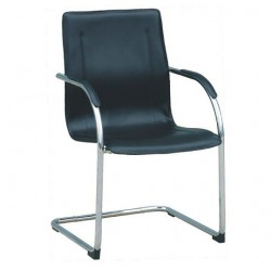 Stolička z ekokože MI-01
