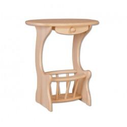 Netradičný stolík z masívu GD154