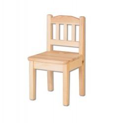 Masívna detská stolička AD241