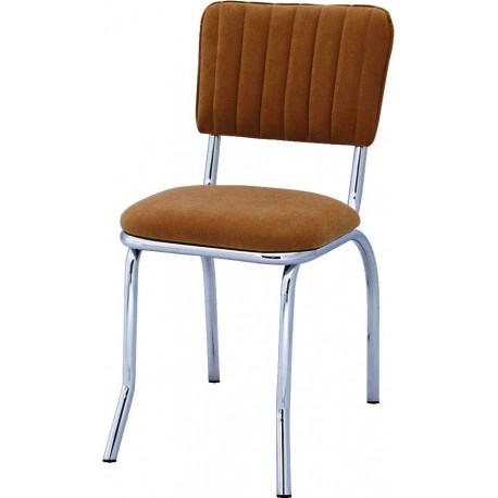 Stolička v retro štýle
