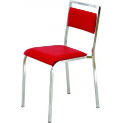 Čalúnená univerzálna stolička