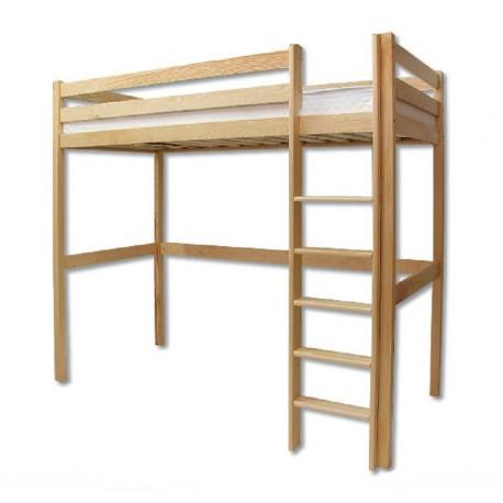 Poschodová posteľ z masívu LK135
