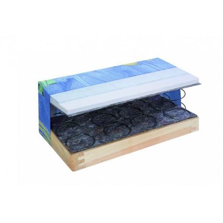 Bonelový matrac na drevenom rošte