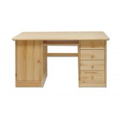 Písací stolík z borovicového masívu BR115