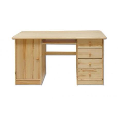 Písací stolík z borovicového masívu