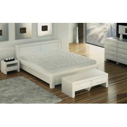 Čalunená manželská posteľ Karin