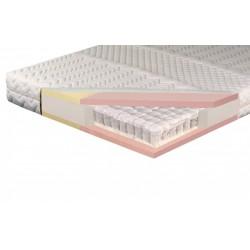 Kvalitný matrac s taštičkovými pružinami