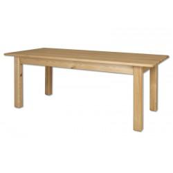 Dlhý jedálenský stôl z masívu ST107