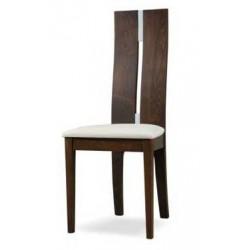 Jedálenská stolička s pohodlným sedákom