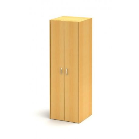 Dvojdverová drevená skriňa