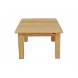 Hranatý stolík do obývačky