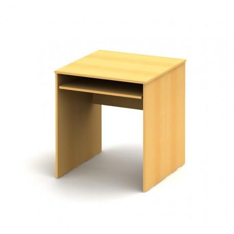 PC stolík s výsuvom na klávesnicu