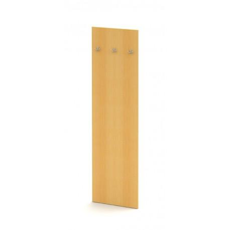 Drevený vešiakový panel