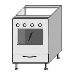 Kuchynská skrinka na sporák