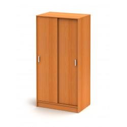 Skriňa s posuvnými dverami