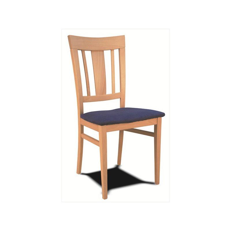 1bfa6a446880 Buková stolička do jedálne