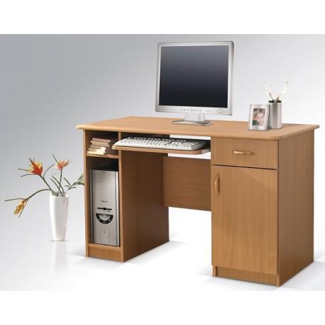 PC stolík bez nadstavky buk