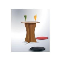 Okrúhly konferenčný stolík