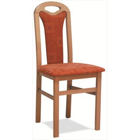 Stolička z masívneho  dreva  do modernej či klasickej domácnosti