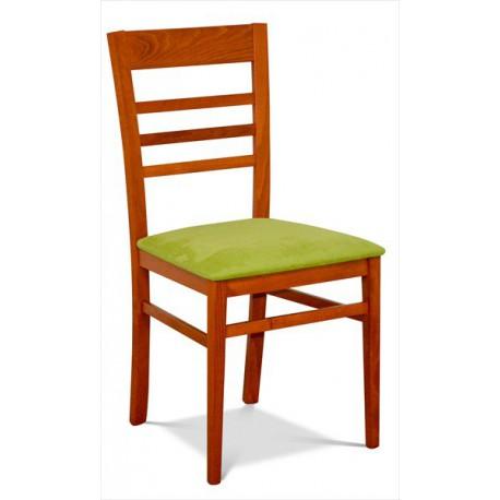 Drevená masívna stolička TATA