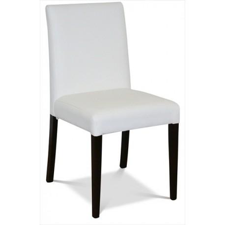 Celočalúnená stolička s bukovou kostrou
