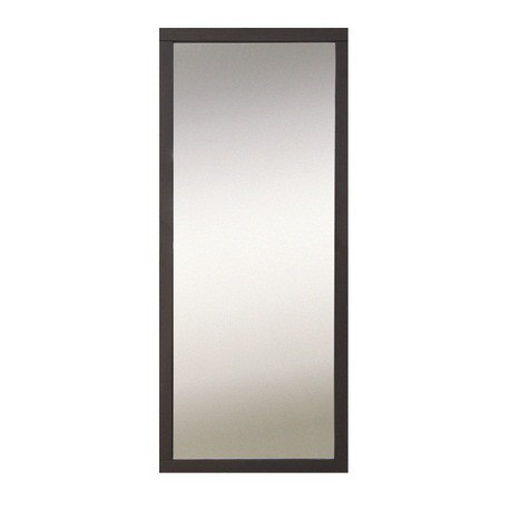 Zrkadlo v pevnom ráme