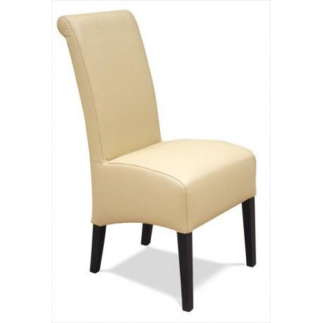 Čalúnená  hotelová stolička
