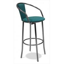 Čalunená barová stolička