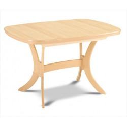 Široký jedálenský stôl