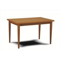 Drevený stôl obdĺžnikového tvaru