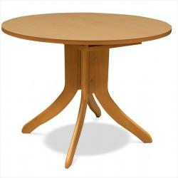 Okrúhly stôl do jedálne