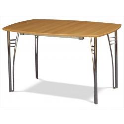 Kovový jedálenský stôl FIRENZE