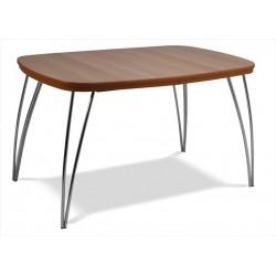 Jedálenský stôl obdĺžnikového tvaru