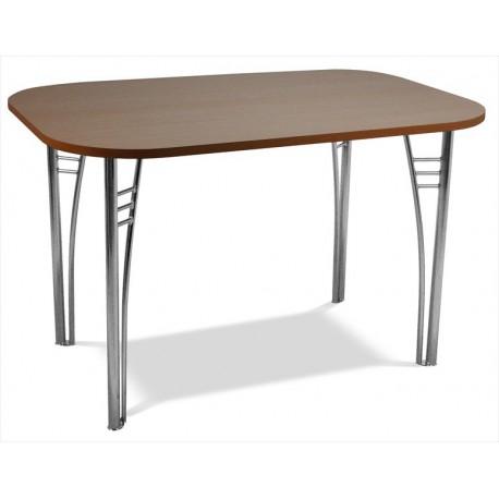 Jedálenský stôl na moderných nohách