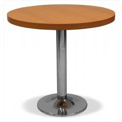 Okrúhly stôl do reštaurácie