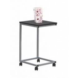 Príručný stolík v čiernej farbe