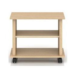 TV stolík na kolieskach - Brw Skladom