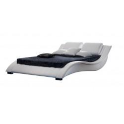 Moderná manželská posteľ  Km10