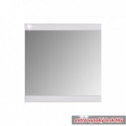 Zrkadlo DERBY bielej farby