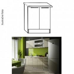 Dvojdverová dolná kuchynská skrinka IRYS D-60