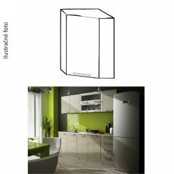 Horná rohová kuchynská skrinka IRYS GN-60