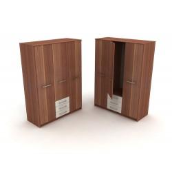 Dvojdverová šatníková skriňa - Veľká