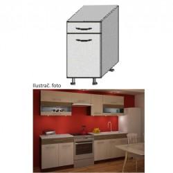 Kuchynská skrinka spodná JURA NEW