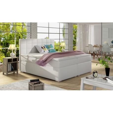 2b9913661394 Manželská posteľ ALICE BOXSPRINGS. Soft 17