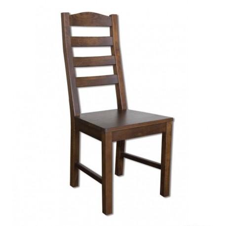 Klasická stolička z dubu