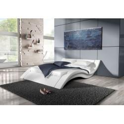 Moderná manželská posteľ  KM11