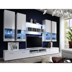 Moderná obývacia stena ALFA II