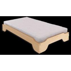 Stohovateľná  jednolôžková posteľ LK138 na sklade 2ks